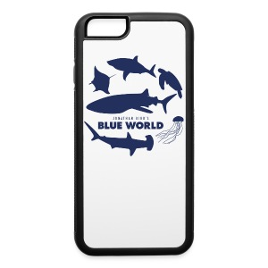 Blue World iPhone Rubber case - iPhone 6/6s Rubber Case