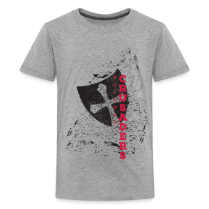 Distressed Shield Premium T-Shirt - Kids' - Kids' Premium T-Shirt
