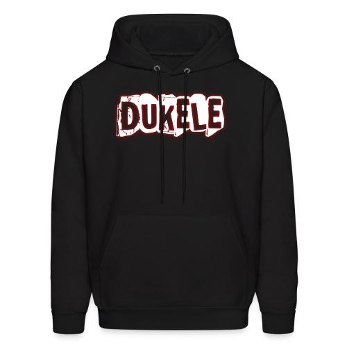 Dukele Men's Hoodie - Men's Hoodie