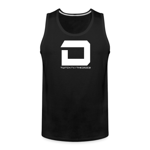 Dr Logo Tank Top Men - Men's Premium Tank