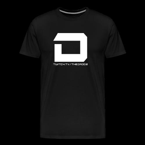 Dr Logo Shirt Men - Men's Premium T-Shirt