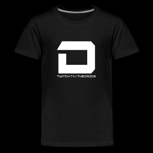 Dr Logo Shirt Child - Kids' Premium T-Shirt