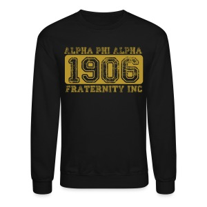 Alpha Crew Sweater - Crewneck Sweatshirt