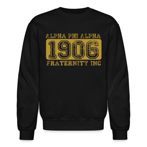 Alpha Crew Sweater - Crewneck Sweatshirt