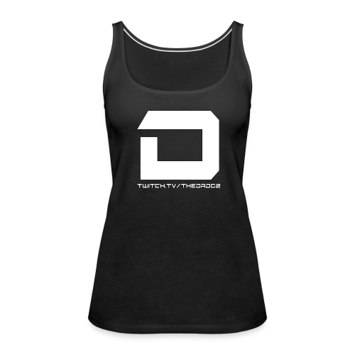 Dr Logo Tank Top Women - Women's Premium Tank Top