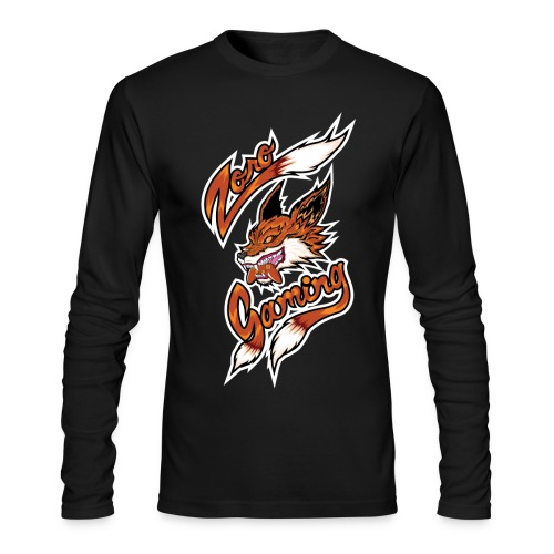 ZoroGaming (Fox Long Sleeve) - Men's Long Sleeve T-Shirt by Next Level