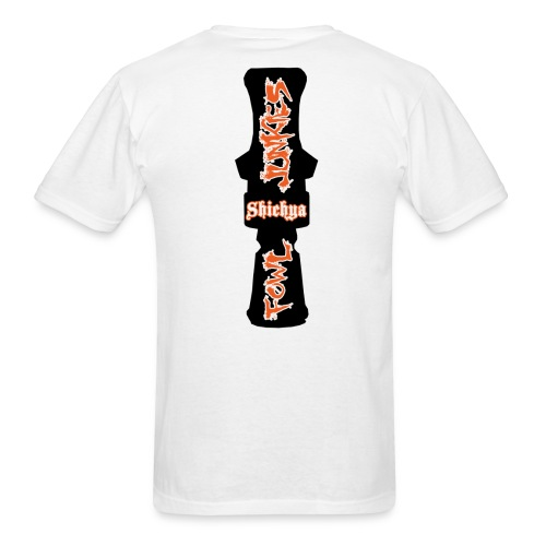 Shichya Duck Call - Fowl Junkies - Men's T-Shirt