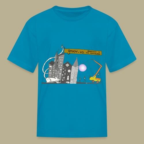 Kids Disco Tee - Kids' T-Shirt