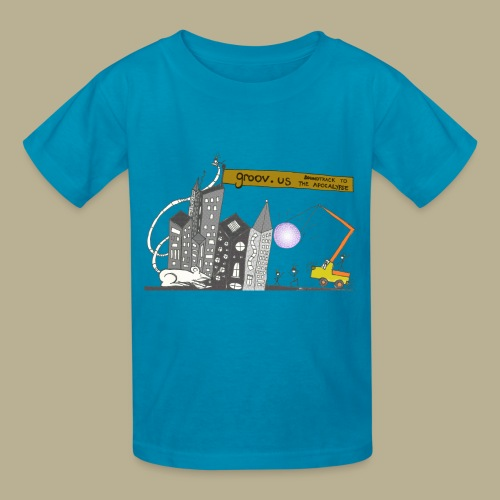 Kids Disco Tee - Kids' T-Shirt