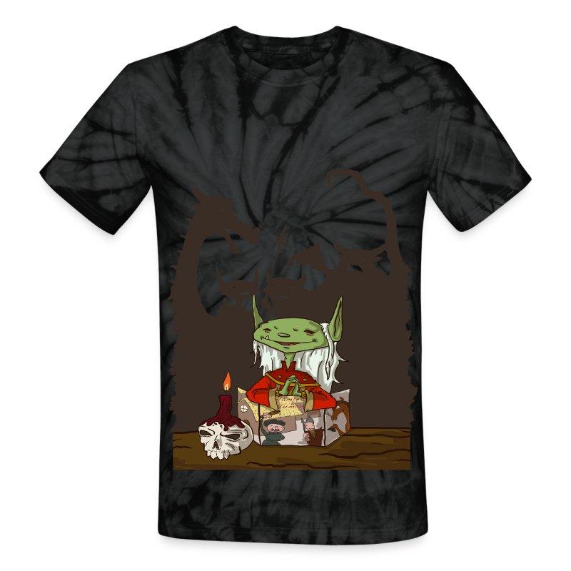 Goblin DM Unisex Tie Dye T-Shirt - Unisex Tie Dye T-Shirt