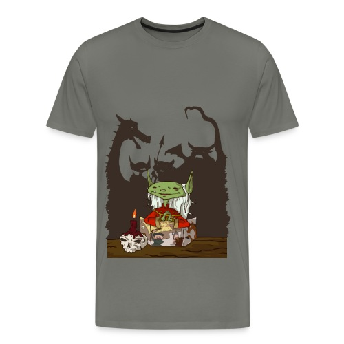 Goblin Dungeon Master Tee - Men's Premium T-Shirt