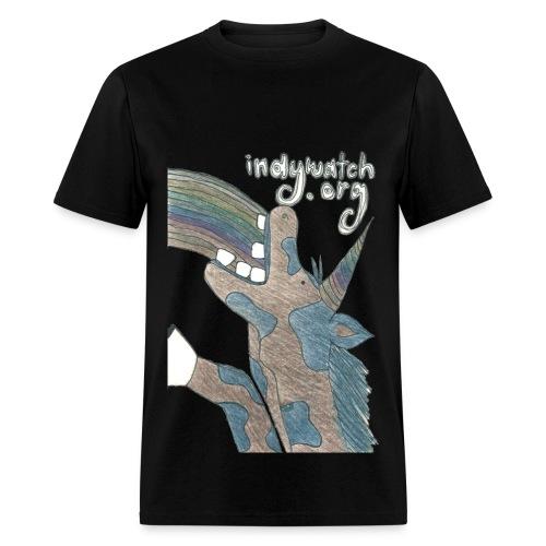 Rainbowcorn Tee - Men's T-Shirt