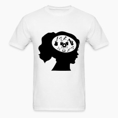 Only Music On My Mind T-Shirts