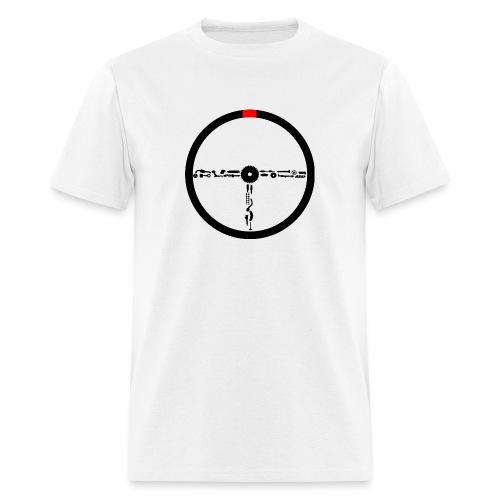 Sterring wheel - Men's T-Shirt