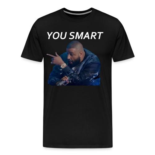 YOU SMART - Men's Premium T-Shirt