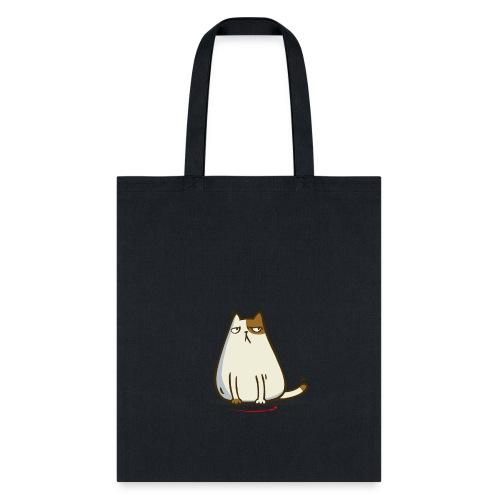 Lasercat — Friday Cat №37 - Tote Bag
