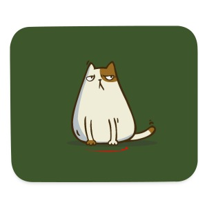 Lasercat — Friday Cat №37 - Mouse pad Horizontal