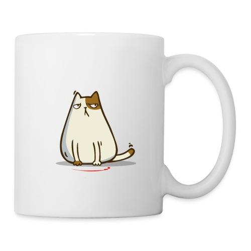 Lasercat — Friday Cat №37 - Coffee/Tea Mug
