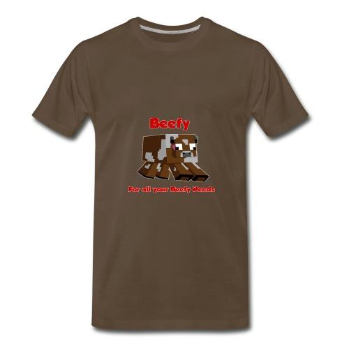 Beefy T-Shirt I Men - Men's Premium T-Shirt