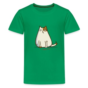 Lasercat — Friday Cat №37 - Kids' Premium T-Shirt
