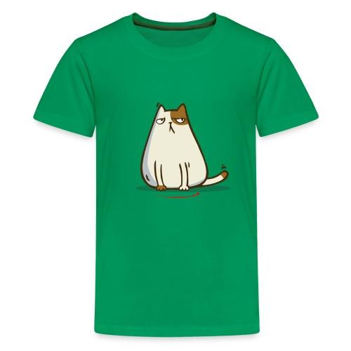 Lasercat — Friday Cat №37 - Kids' Premium T-Shirt