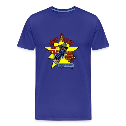 Space Phantom - Men's Premium T-Shirt