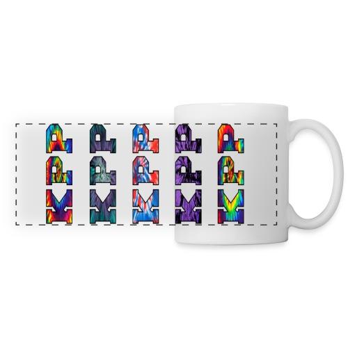Tie Dye Coffee Mug - Panoramic Mug