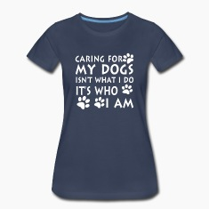 Caring for my dogs