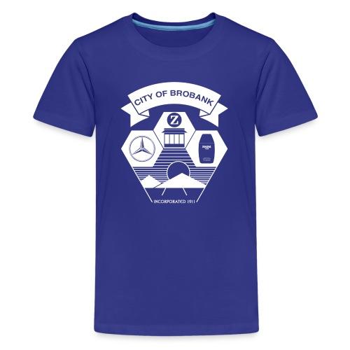 City of Brobank Kid's Premium T - Kids' Premium T-Shirt