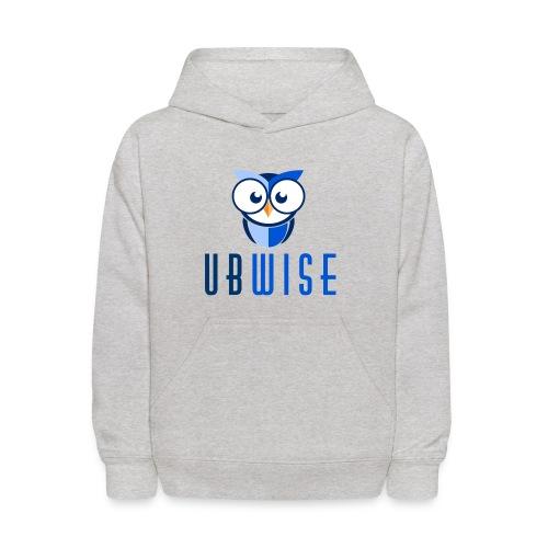 UBWise #1 - Kids Hoodie - Kids' Hoodie