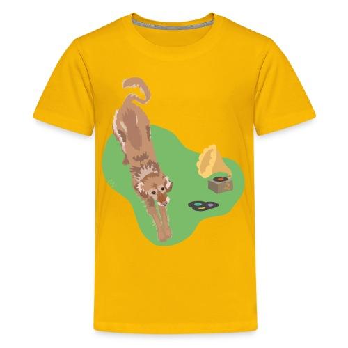 Kids' Tee | Golden Music Room - Kids' Premium T-Shirt