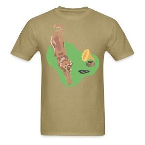 Men's Tee | Golden Music Room - Men's T-Shirt