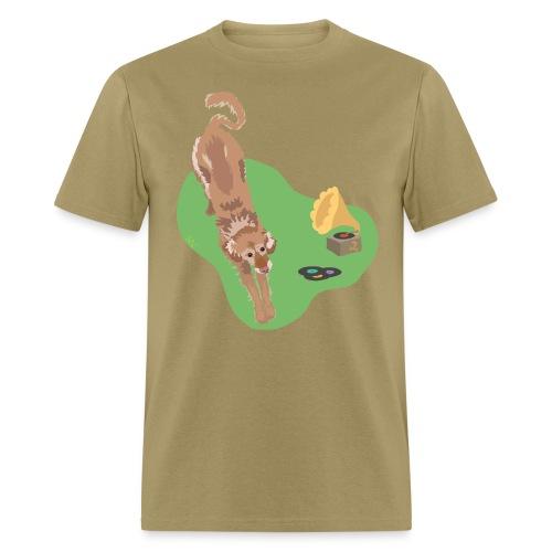 Men's Tee | Golden Music Room - Men's T-Shirt