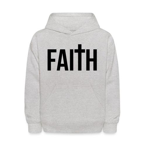 Faith Kids Hoodie - Kids' Hoodie