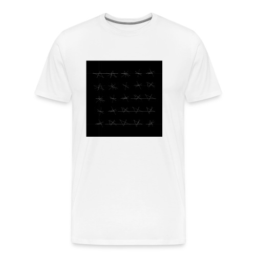 Diagram Series: #3 - Men's Premium T-Shirt