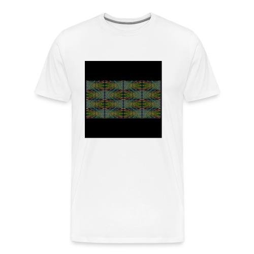Diagram Series: #6 - Men's Premium T-Shirt