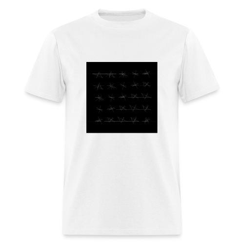Cheaper Diagram Series: #3 - Men's T-Shirt