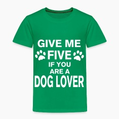 dog lover Baby & Toddler Shirts