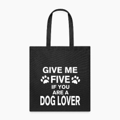 dog lover Bags & backpacks