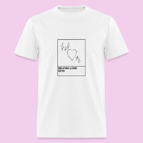 SELFISH LOVE TEE - Men's T-Shirt