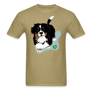 Men's Tee | Bernese Mountain Puppy - Men's T-Shirt