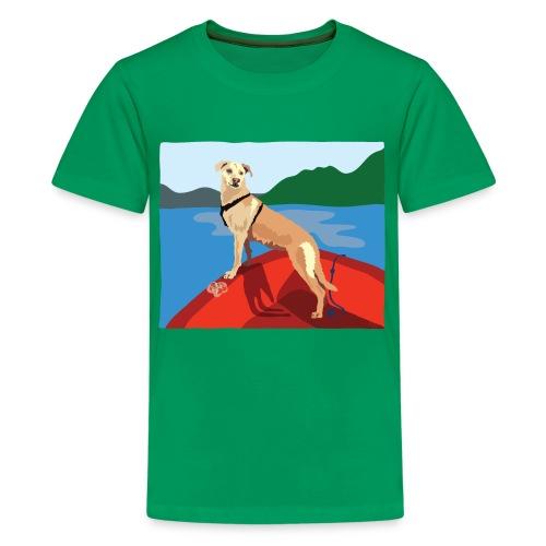 Kids' Tee | Captain Fourlegs - Kids' Premium T-Shirt