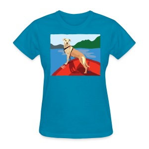 Women's Tee | Captain Fourlegs - Women's T-Shirt