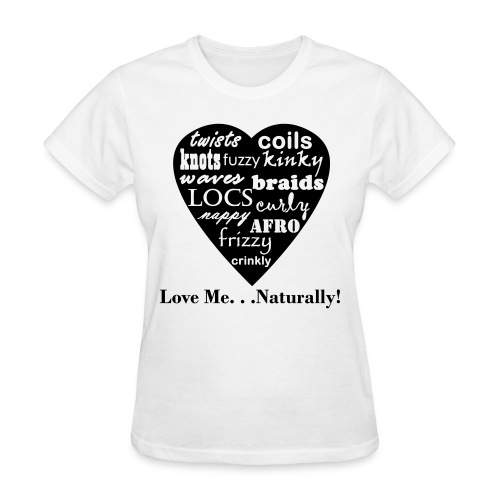 Love Me - Women's T-Shirt