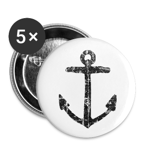 Anchor Vintage Button - Small Buttons