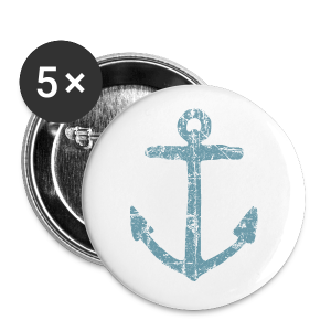 Anchor Vintage Button - Large Buttons