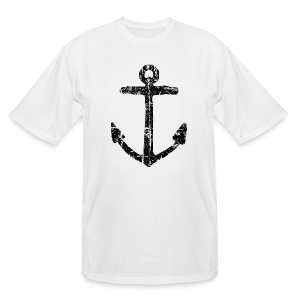 Anchor Vintage Tall T-Shirt - Men's Tall T-Shirt