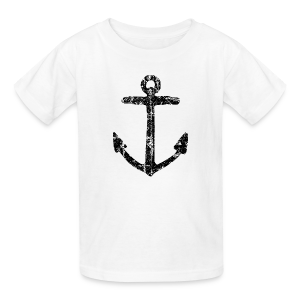 Anchor Vintage Kid's T-Shirt - Kids' T-Shirt