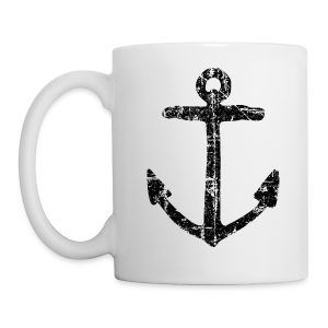 Anchor Vintage Coffee Mug - Coffee/Tea Mug