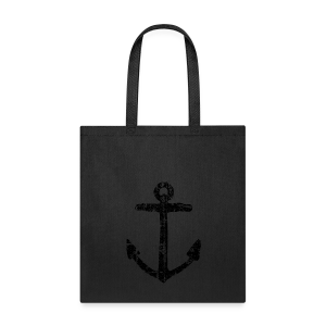 Anchor Vintage Black Sailing Sailor Design